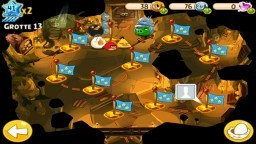 Angry Birds Epic cheat astuces triches pièce d'or
